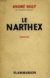 Le Narthex. - Couverture - Format classique