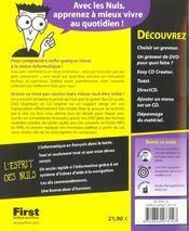 La Gravure Des Cd Et Des Dvd - 4ème de couverture - Format classique