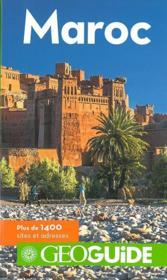 GEOguide ; Maroc - Couverture - Format classique