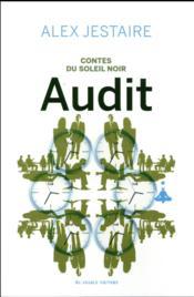 Contes du soleil noir : audit - Couverture - Format classique