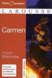 Carmen (édition 2008) - Intérieur - Format classique