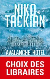 Avalanche hôtel - Couverture - Format classique