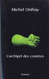 L'archipel des comètes - Intérieur - Format classique