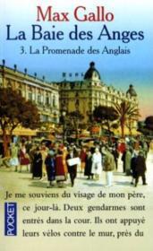 Baie Des Anges T.3 Promenades Des Anglais - Couverture - Format classique