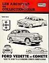 Ford Vedette-Vendome-Comete/Monte Carlo (49/54) N 24 - Couverture - Format classique
