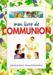 Mon Livre De Communion - Couverture - Format classique
