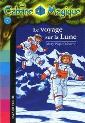 telecharger Bayard Poche – La Cabane Magique T.7 – Le Voyage Sur La Lune (edition 2006) livre PDF en ligne gratuit