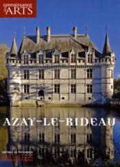 Connaissance Des Arts N.321 ; Azay-Le-Rideau - Couverture - Format classique