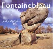 Fontainebleau ; Foret Fantastique - Intérieur - Format classique