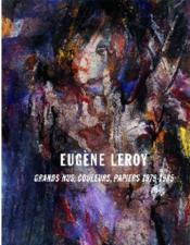 Eugene leroy - Couverture - Format classique