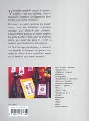 Porte bonheur du monde - 4ème de couverture - Format classique