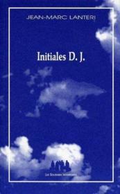 Initiales D. J. - Couverture - Format classique