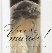 Vive la mariée ! - Couverture - Format classique