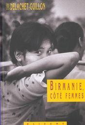 Birmanie ; côté femmes - Intérieur - Format classique