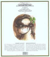 Histoires En Forme De Trefle - 4ème de couverture - Format classique