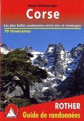 Corse (français) - Couverture - Format classique