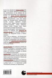 Autofiction S - 4ème de couverture - Format classique