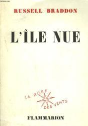 L'Ile Nue. - Couverture - Format classique