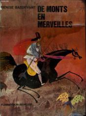 De Monts En Merveilles. Collection : Flammarion Jeunesse N° 25 - Couverture - Format classique