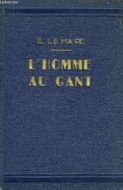 L'Homme Au Gant - Couverture - Format classique