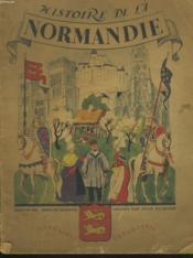 Histoire De La Normandie - Couverture - Format classique