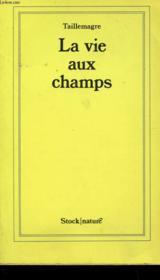 La Vie Aux Champs - Couverture - Format classique