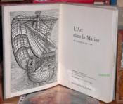 L'Art dans la marine - Art et artisanat des gens de mer. - Couverture - Format classique