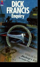 Enquiry. - Couverture - Format classique