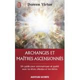 Archanges et maîtres ascensionnés - Couverture - Format classique