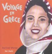 Voyage En Grece - Couverture - Format classique