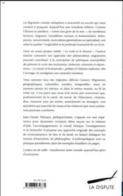 Le voile et le linceul - 4ème de couverture - Format classique
