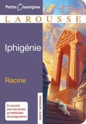 Iphigénie (édition 2008) - Couverture - Format classique