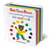 Petit Ours Brun ; mon premier imagier des couleurs - Couverture - Format classique