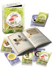 L'oracle de la magie forestière - Couverture - Format classique