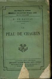 La Peau De Chagrin. - Couverture - Format classique