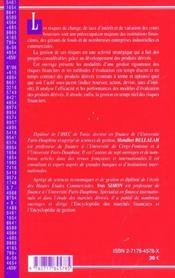 Options, Contrats A Terme Et Gestion Des Risques ; 2e Edition - 4ème de couverture - Format classique