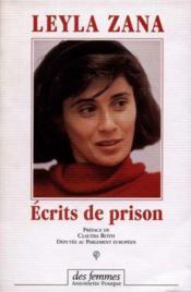 Ecrits De Prison - Couverture - Format classique