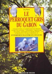 Le Perroquet Gris Du Gabon - Intérieur - Format classique