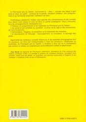 Le Perroquet Gris Du Gabon - 4ème de couverture - Format classique