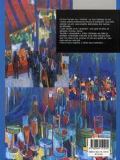 Peinture à l'huile ; de l'inspiration à l'oeuvre peinte - 4ème de couverture - Format classique