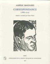 Correspondance (1888-1914) - Couverture - Format classique