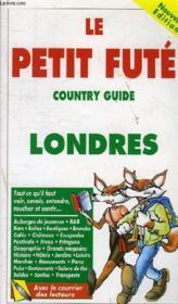 Londres 1997, Le Petit Fute (Edition 4) - Couverture - Format classique