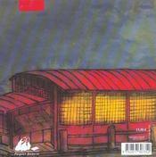 Le Contes Du Mandarin T.2 ; Le Paravent De Laque - 4ème de couverture - Format classique
