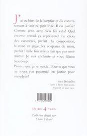 Plu kifekler mouinkon nivoua - 4ème de couverture - Format classique