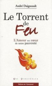 Le Torrent De Feu - Couverture - Format classique