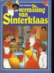 De Verrassing Van Sinterklass - Couverture - Format classique