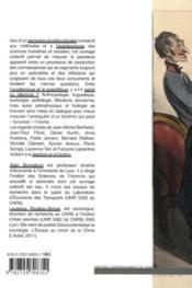 Académiquement correct - 4ème de couverture - Format classique
