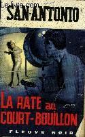 La Rate Au Court-Bouillon - Couverture - Format classique