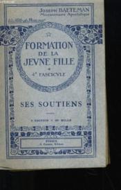 Formation De La Jeune Fille - Ses Soutiens - Couverture - Format classique