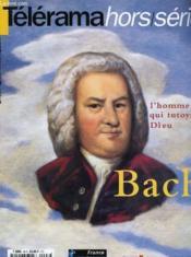 Telerama Hors Serie - Bach - Couverture - Format classique